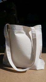 Sacosa din bumbac, 39 x 36 cm